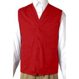 4006 FREE SHIPPING! Edwards Unisex Apron Vest With Breast Pocket